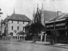 MMKMS2 Motherhouse and Novitiate c1902