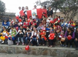Peru Independence Day Fiestas Patrias 28 July 1821 Sisters Of Saint Joseph Of The Sacred Heart